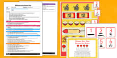 Chinese New Year EYFS Interactive Poster Plan and Resource Pack