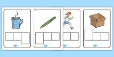 CVC Words Phoneme Frames