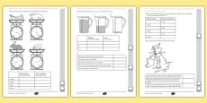 Year 6 Maths Assessment: Measurement Term 1