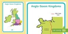 Anglo Saxon Maps