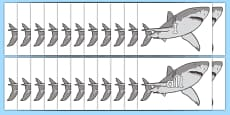 Tricky Words on Sharks
