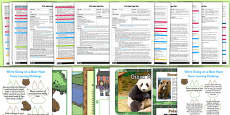 EYFS Adult Input Planning and Resource Pack to Support Teaching on Bear Hunt