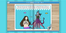 The Little Mermaid eBook