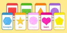 2D Shape Flashcards