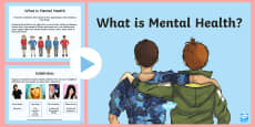 * NEW * An Introduction to Mental Health PowerPoint