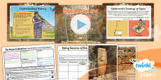 PlanIt - History UKS2 - The Maya Civilisation Lesson 4: Exploration and Discovery Lesson Pack