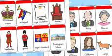 Australia - Royal Family Flashcards