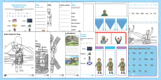 KS1 Saint Andrew's Day Activity Pack