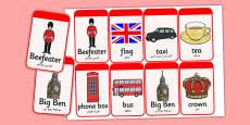 British Values Flash Cards Arabic Translation
