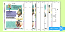 * NEW * KS1 Refugee Differentiated Comprehension Go Respond Activity Sheets
