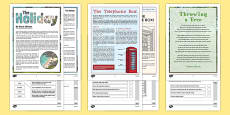 Year 6 Reading Assessment Term 3