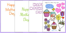 Australia - Design a Mother's Day Card