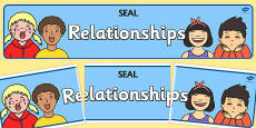 Relationships Display Banner (SEAL)