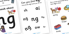 My Phase 3 Digraph Workbook (ng)