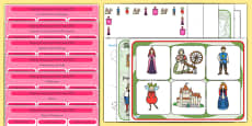 EYFS Sleeping Beauty Lesson Plan and Enhancement Ideas