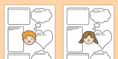 Bullying Activity Sheets Polish