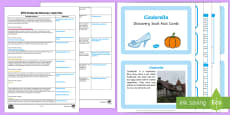 EYFS Cinderella Discovery Sack Plan and Resource Pack