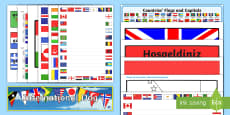 * NEW * International Celebration Decoration Resource Pack