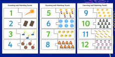 Bonfire Night Counting Puzzle