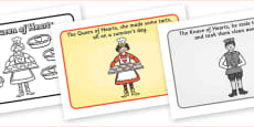 The Queen of Hearts Sequencing