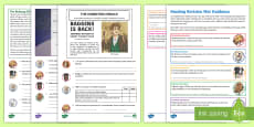 SATs Survival Year 6: Reading Revision Activity Mat Pack 1