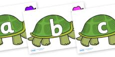 Phoneme Set on Tortoise