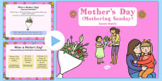 Mother's Day Presentation Polish Translation