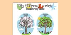 4 Seasons A4 Polish Translation
