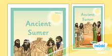 PlanIt - History UKS2 - Ancient Sumer Unit Book Cover