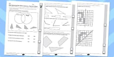 Year 4 Maths Assessment: Geometry - Properties of Shapes Term 2