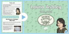 Laura Ashley Information PowerPoint