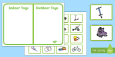 Toys Classification Sorting Game