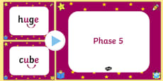 Phase 5 Quick Read PowerPoint u-e 2