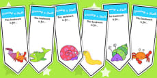Editable Bookmarks to Support Teaching on Sharing a Shell