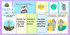 Teaching Assistant Social Stories Resource Pack