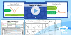 PlanIt Y6 Properties of Shapes Lesson Pack Angles (1)