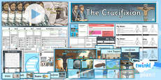 PlanIt - RE Year 6 - Free Will and Determinism-The Crucifixion Unit Pack