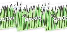 Next 200 Common Words on Wavy Grass