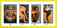 Greek Vase Olympic Photo Pack