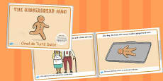 The Gingerbread Man eBook Romanian Translation