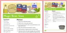 Magic Bean Stew Recipe