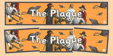 The Plague Display Banner