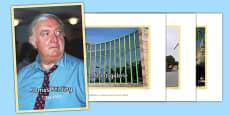 Scottish Architect James Stirling Photo Pack