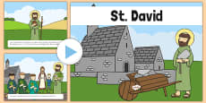 St David Story PowerPoint
