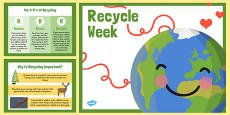 Recycle Week PowerPoint