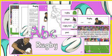 Rio 2016 Olympics Rugby Resource Pack