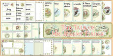 Beatrix Potter - The Tale of Mr Jeremy Fisher Resource Pack