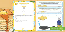 Addition Playdough Recipe and Mat Pack to Support Teaching on  Mr Wolf's Pancakes