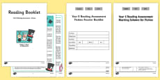Year 5 Reading Assessment: Fiction Term 2