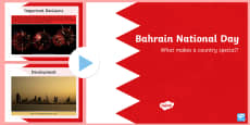 * NEW * Bahrain National Day PowerPoint